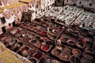 Marruecos · Con ojos de niño