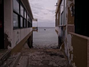 """Lisboa · Fragmentos de hoje, homenagem ao """"pirata do castelo"""""""