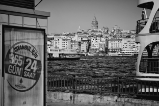Istambul · The Black&White visions